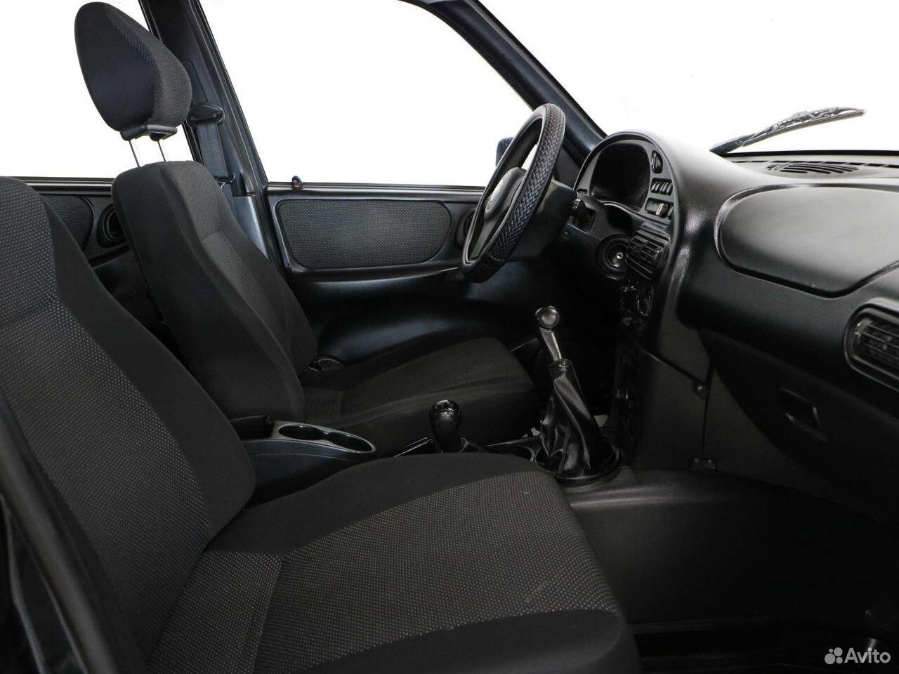 Chevrolet Niva, 2010  84872337205 купить 6