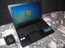 Ноутбук Асус X501A мощный