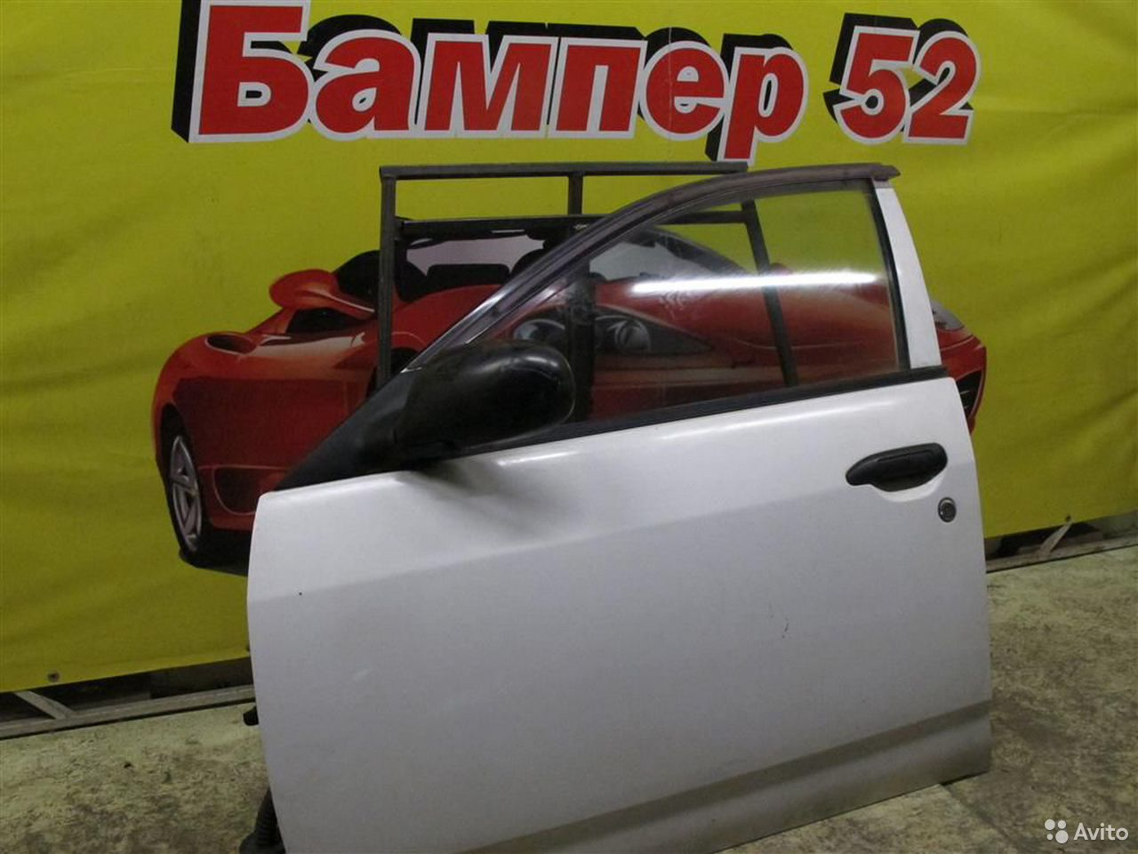 Nissan Wingroad Ad Y11 1999-2005 Дверь передняя  89524408730 купить 2