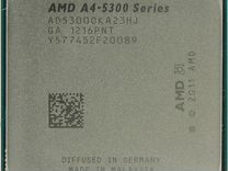 Процессор AMD Athlon A4-5300 FM2