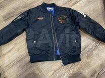 Куртка бомбер для мальчика hm 110/116