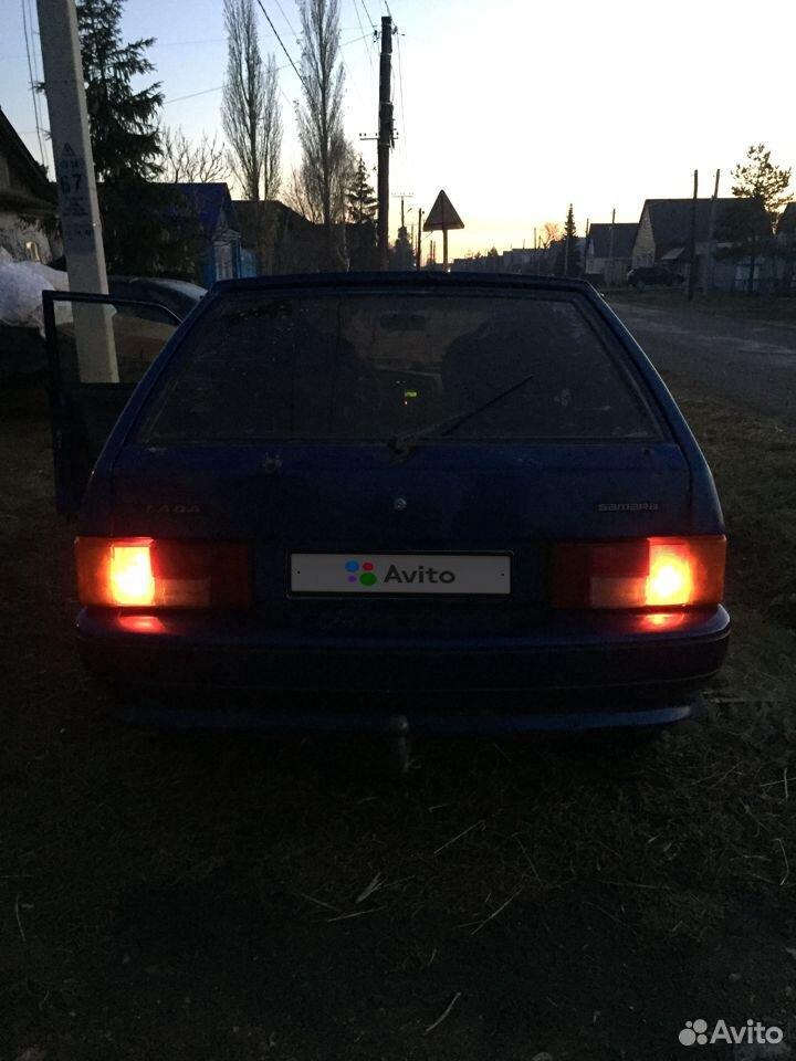 ВАЗ 2114 Samara, 2008  89068305461 купить 3