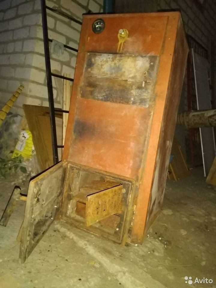Heating boiler 89380298673 buy 1