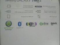 Планшет galaxy Tab 2 7.0