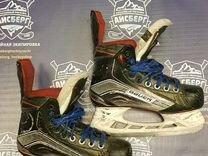 Коньки хоккейные Bauer vapor x800 Б/У 36,5 размер
