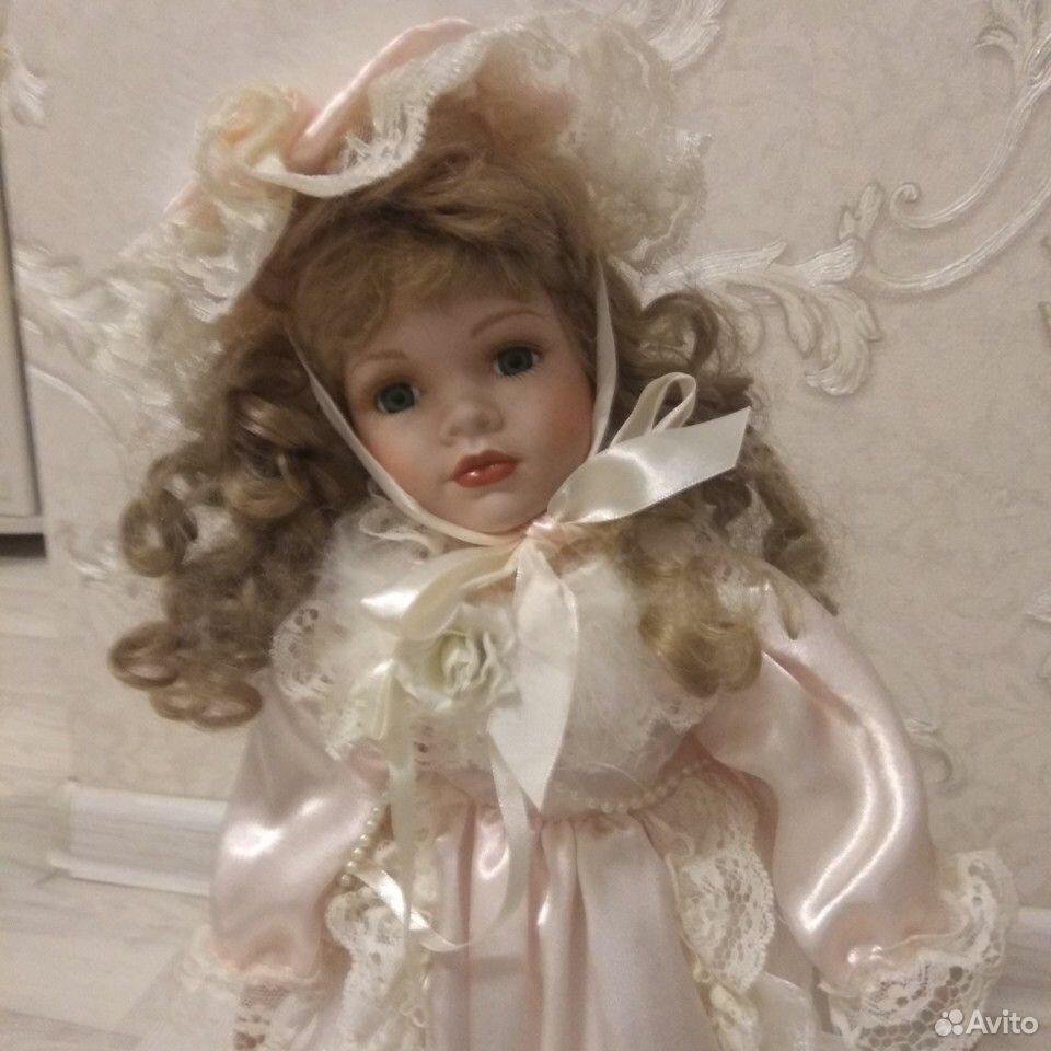 Кукла фарфоровая Remeco Collection  89128807271 купить 1