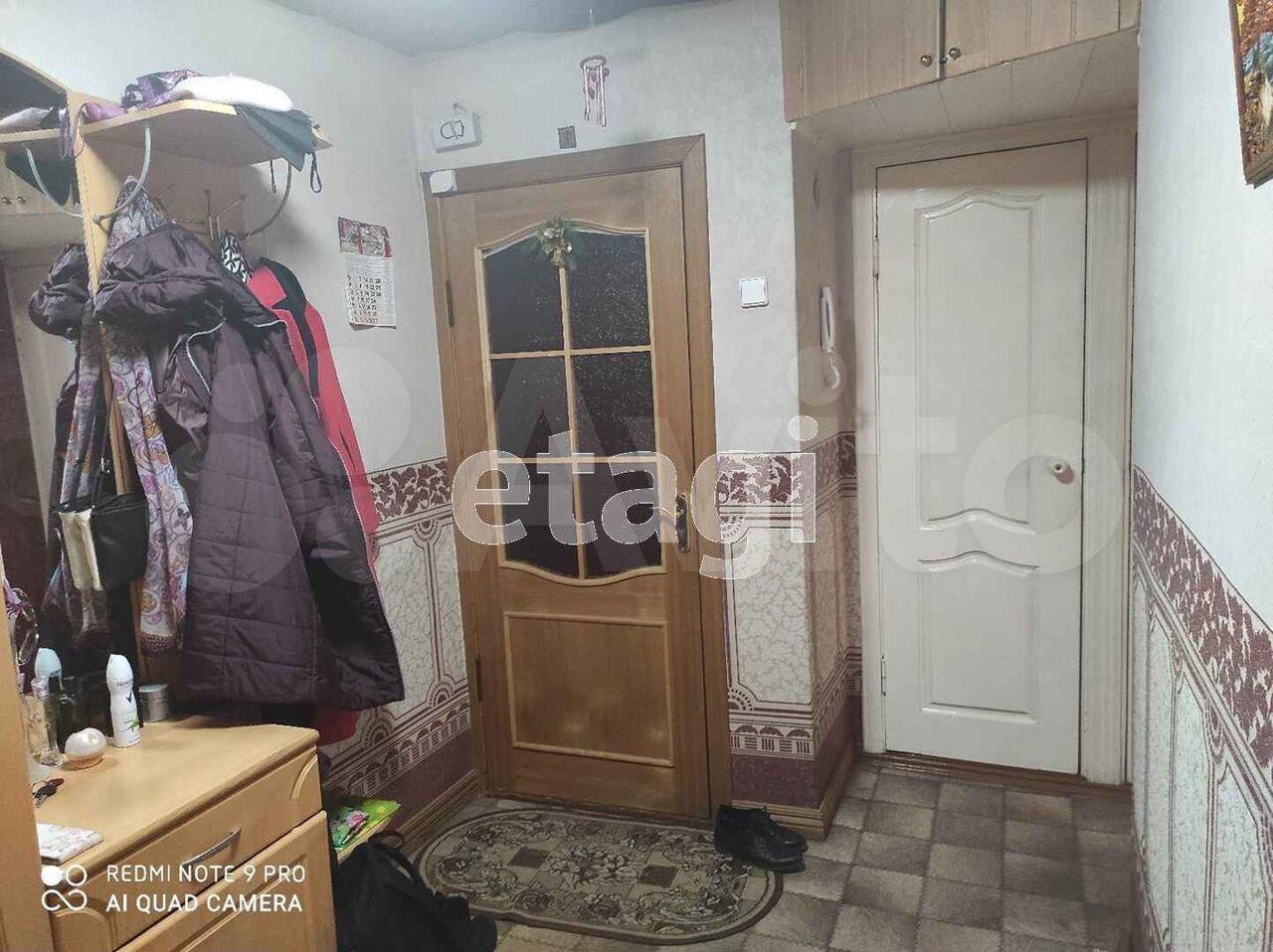 3-к квартира, 62.4 м², 5/5 эт.  89118702449 купить 6