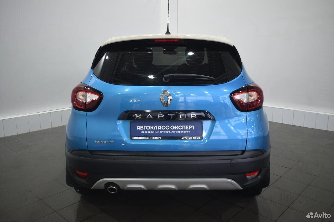 Renault Kaptur, 2016  84872337047 купить 4