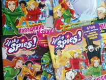 Журналы Totally Spies