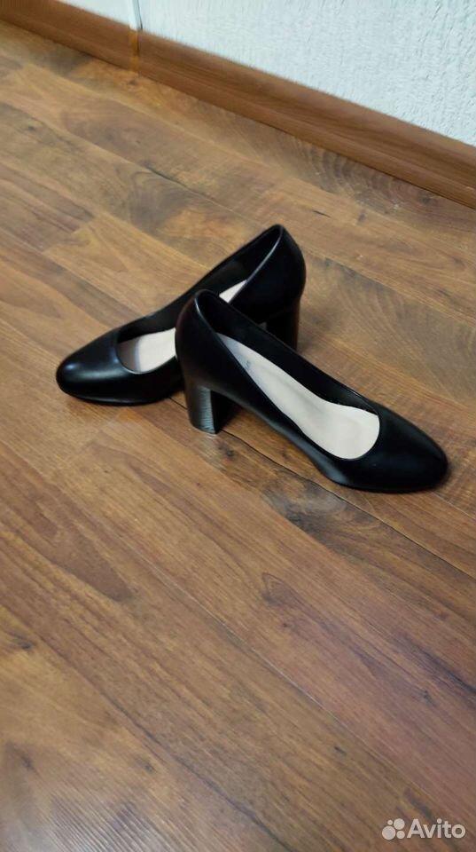 Туфли б/у, 38 размер
