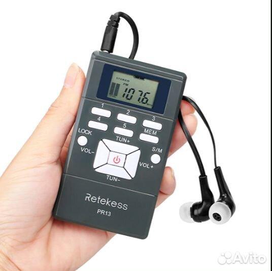Портативный радио ресивер 5шт для конференций  89527925193 купить 1