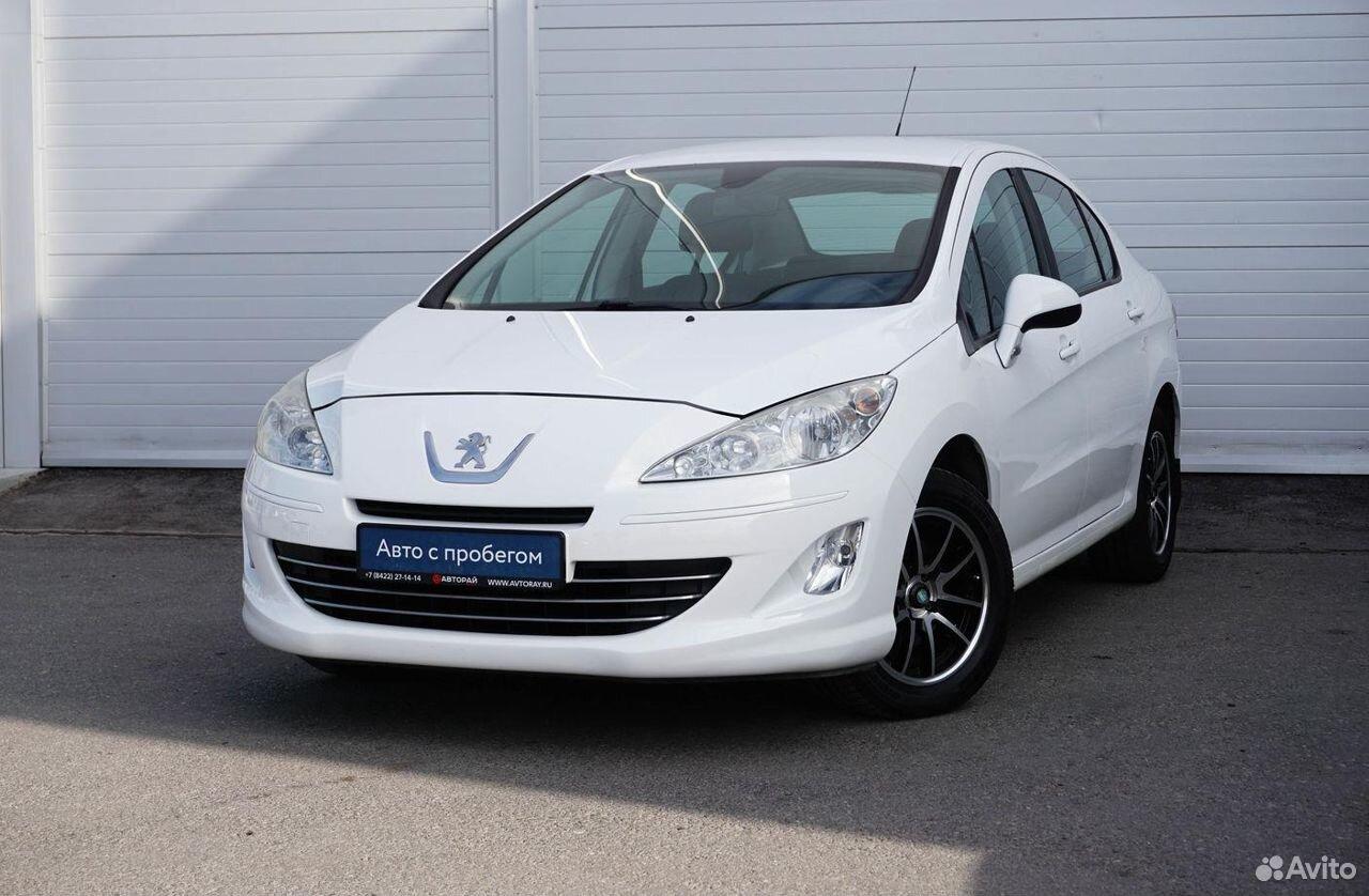 Peugeot 408, 2013  88422291379 купить 1