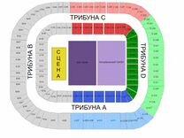 Билеты BON jovi Лужники 31 мая