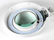 Лампа лупа на струбцине Magnifier новая в Орле