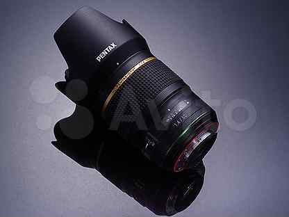 HD Pentax D FA* 50mm f/1.4 SDM AW Один в России