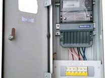 Щит учета электроэнергии (380 В, 15 кВт)
