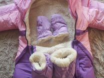 Комбинезон для малышки — Детская одежда и обувь в Новосибирске