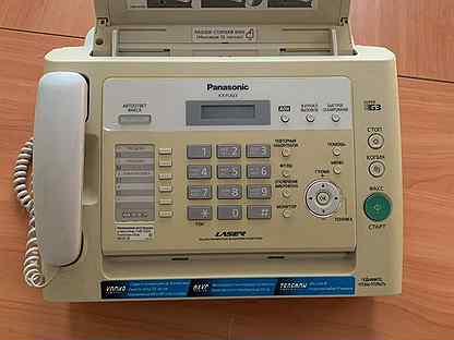 Факс/копировальный аппарат