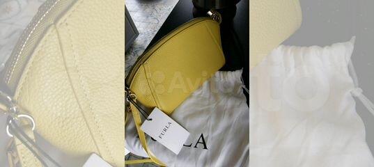 247ba5f869d1 Сумка Furla новая оригинал кроссбоди купить в Москве на Avito — Объявления  на сайте Авито