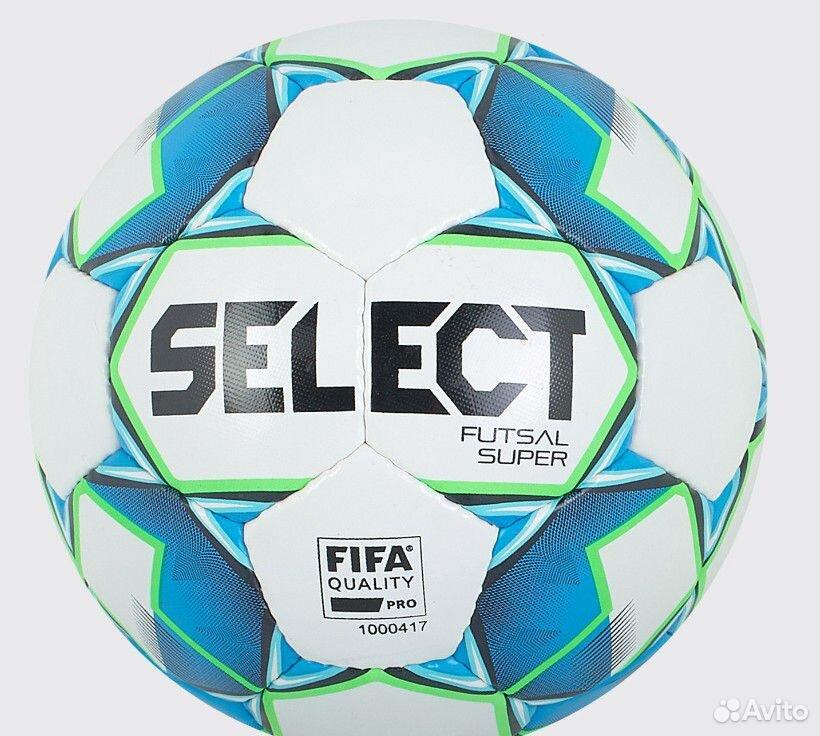 Футбольный мяч Select Futsal Super Fifa 850308-102  89514298048 купить 2