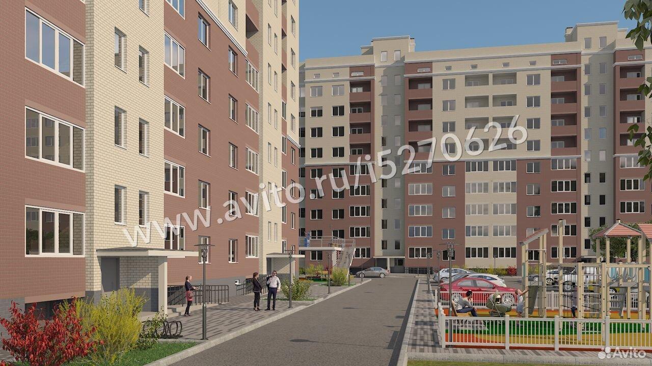 1-к квартира, 45 м², 6/9 эт.  89618134720 купить 1