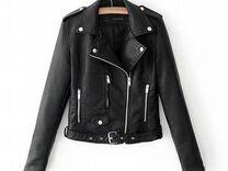 a9f137fd9df Кожаная куртка косуха