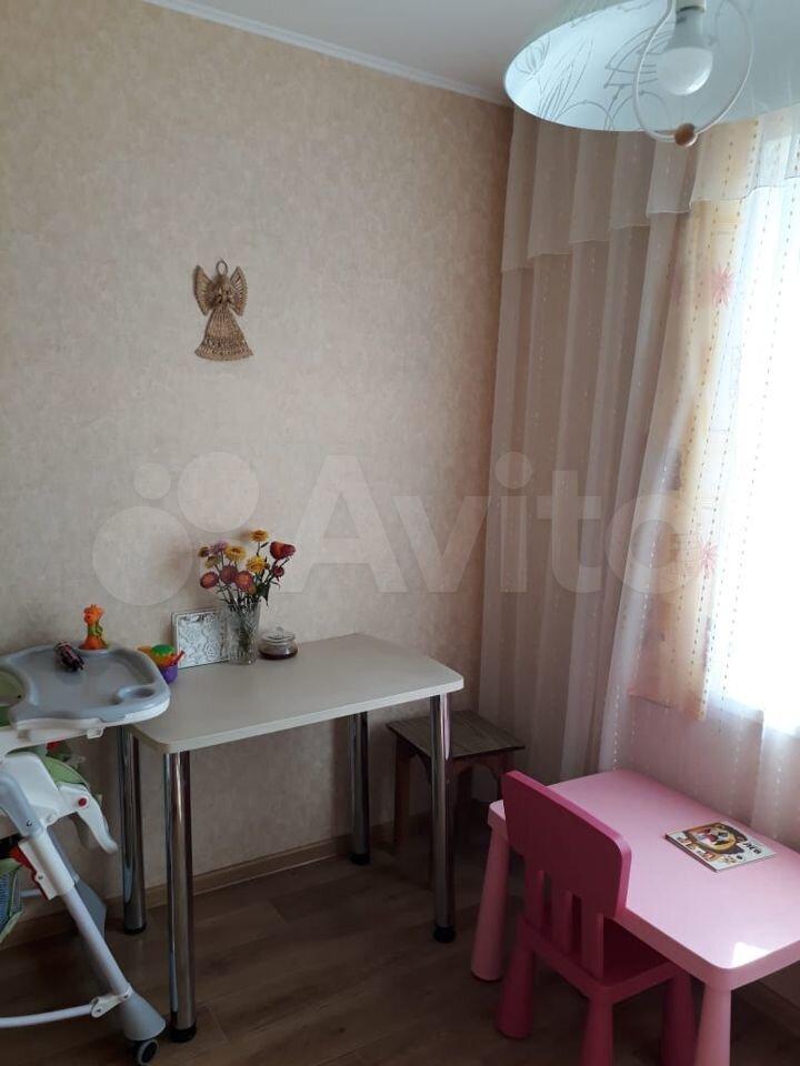 1-к квартира, 33.2 м², 2/10 эт.  89030734882 купить 7