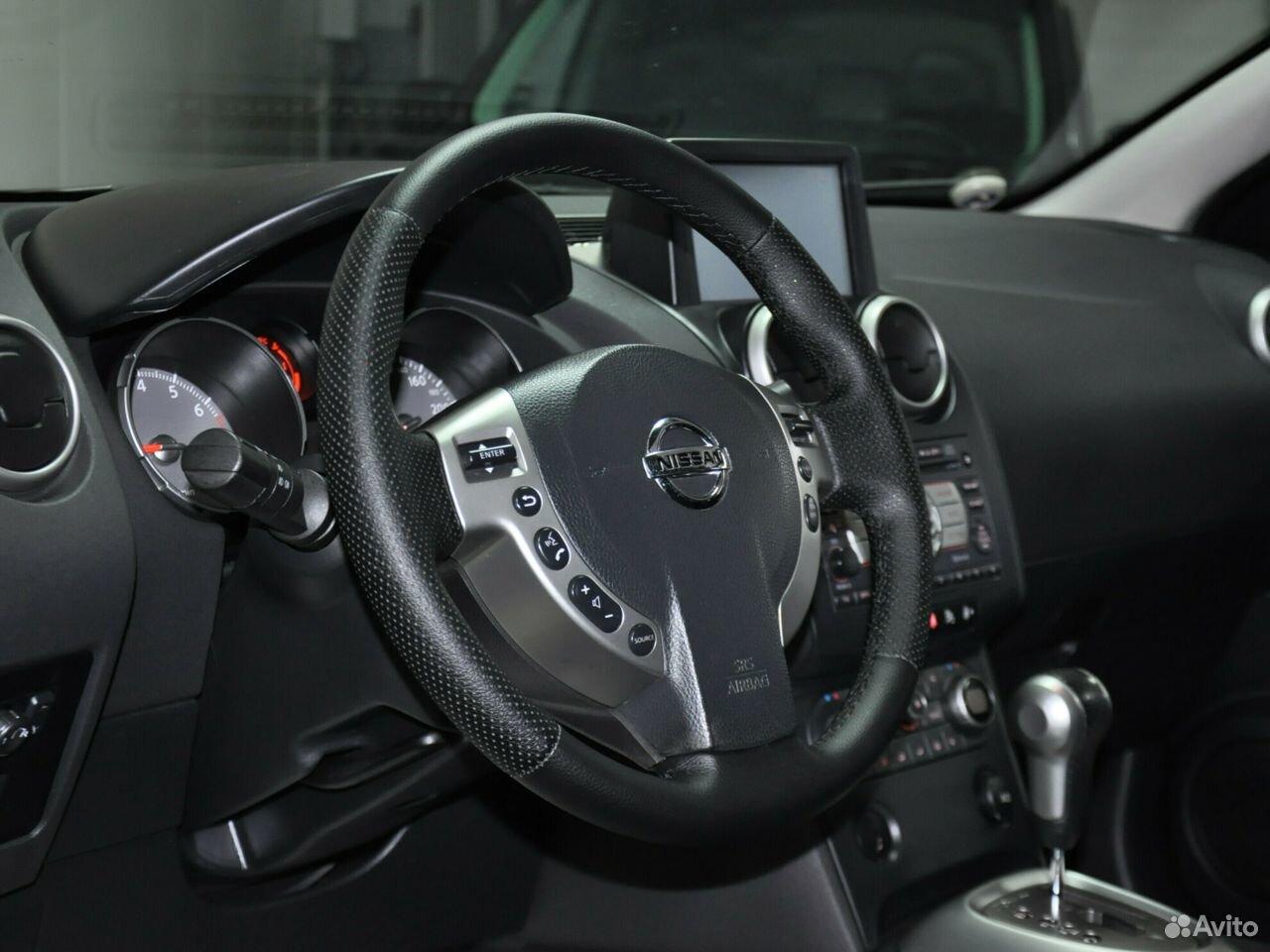 Nissan Qashqai+2, 2008  88129217457 купить 10