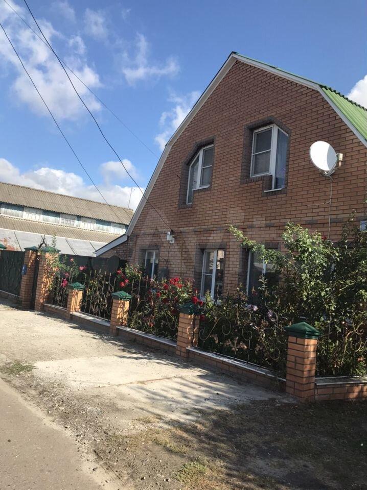 Дом 105 м² на участке 7 сот.