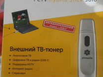 Тв-тюнер Pinnacle pctv Hybrid Stick Solo с USB