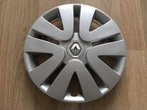 Колпаки R15 Renault Fluence / Logan / Megane 4шт