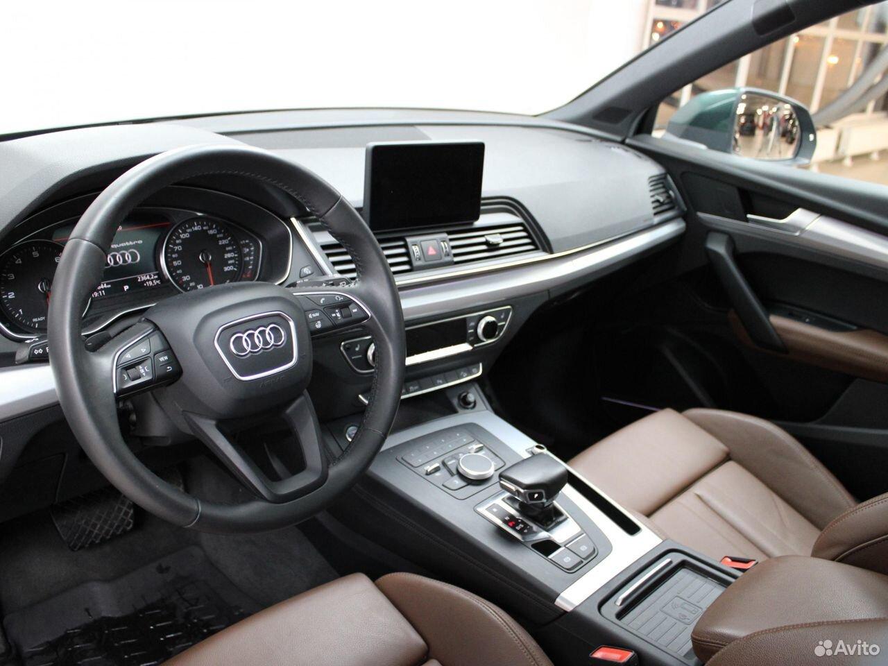 Audi Q5, 2017  88129217412 купить 5