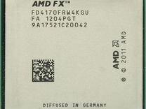 AMD FX 4170 4200MHZ 4 Ядра