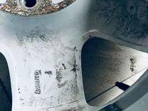 Диски комплект R18 WV туарег
