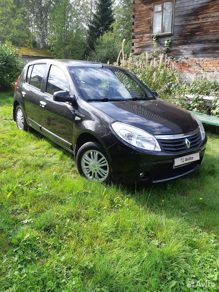Renault Sandero, 2013  89586007335 купить 4
