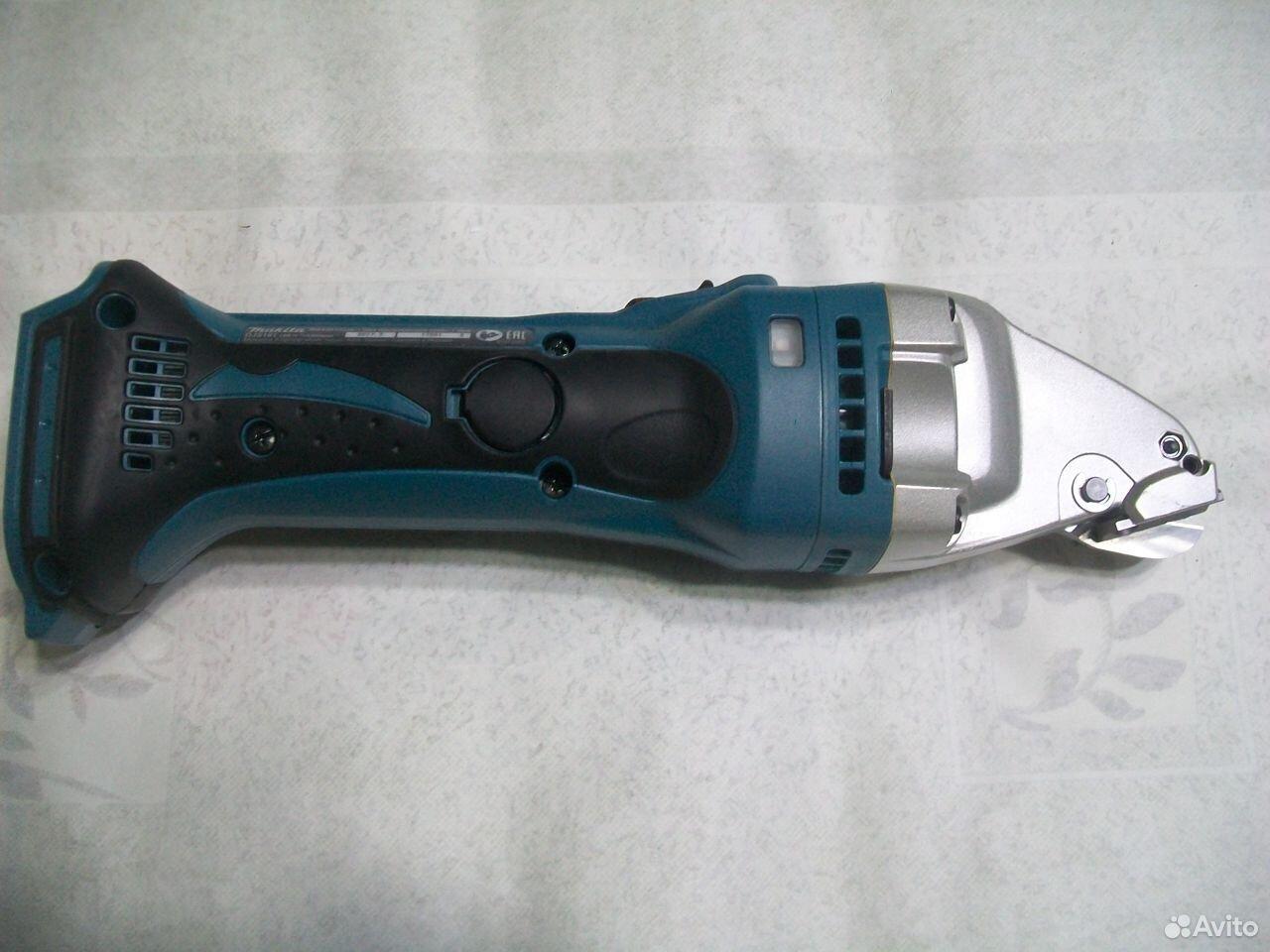 Аккумуляторные шлицевые ножницы по металлу Makita  89048637173 купить 3