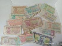 Банкноты Украины 1991-1994 год