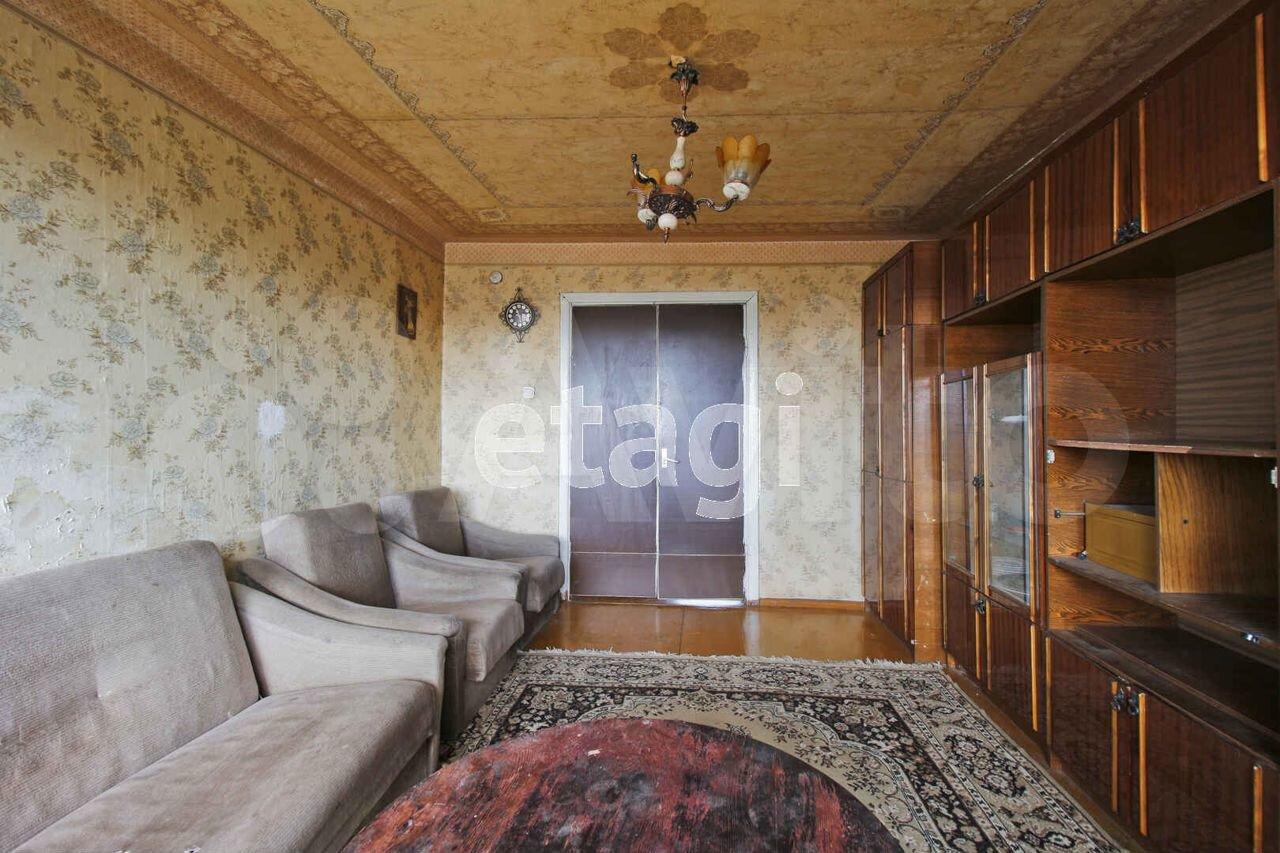 3-к квартира, 58 м², 5/5 эт. 89097993348 купить 4