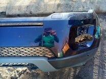Передний бампер 1 Range Rover Evoque