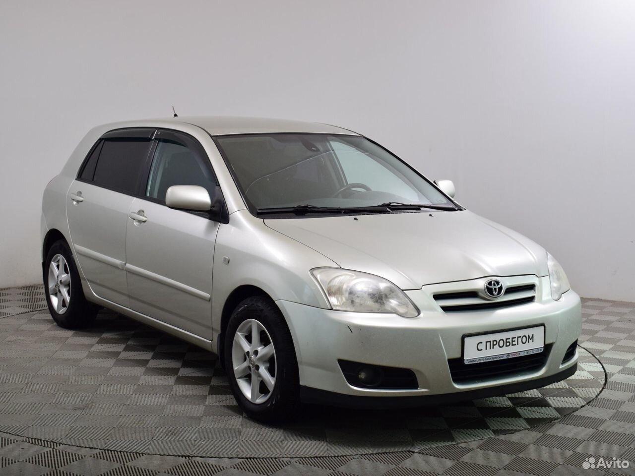 Toyota Corolla, 2006  88129207311 купить 4