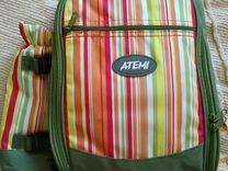 Рюкзак с набором посуды