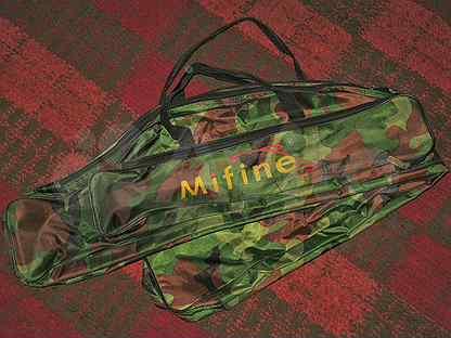 Чехол - сумка для удочек 130 см