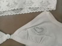 Обмен топы под одежду для девочки 7-9 лет