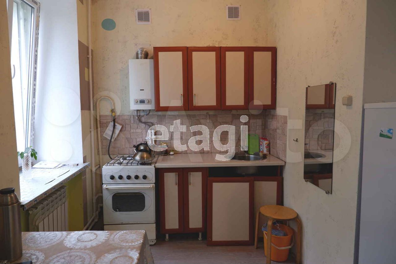 1-к квартира, 29 м², 2/2 эт.  89512020591 купить 6
