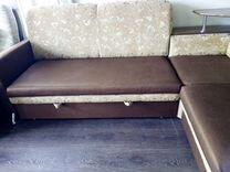 Продам оличный угловой диван.Доставка