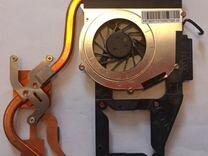 Система охлаждения ноутбука Acer Aspire 4720Z