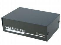 Разветвитель VGA, 1 вход 4 выхода, активный
