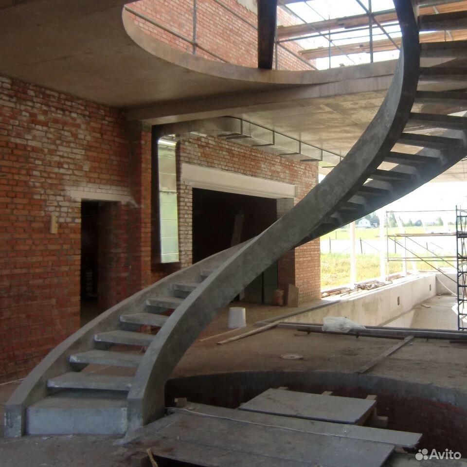 Заливка монолитных лестниц  89288668660 купить 10