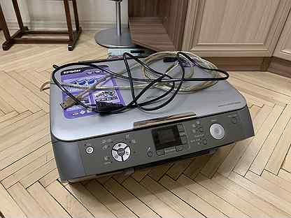 Принтер epson rx520
