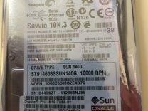 "HDD Seagate 10K 146Gb SAS 2.5"" st9146803ss"